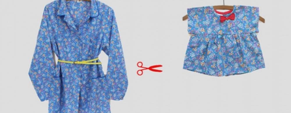 recycler ses tenues pr f r es en v tements pour enfant s 39 habiller d corer my little kids. Black Bedroom Furniture Sets. Home Design Ideas
