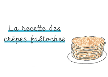 Des crêpes fastoches