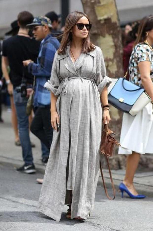 Préférence 10 street looks de femmes enceintes - Le coin des bébés - My  GW04
