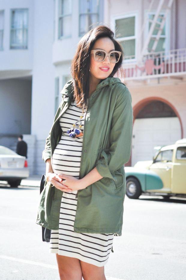 Très 10 street looks de femmes enceintes - Le coin des bébés - My  OR66